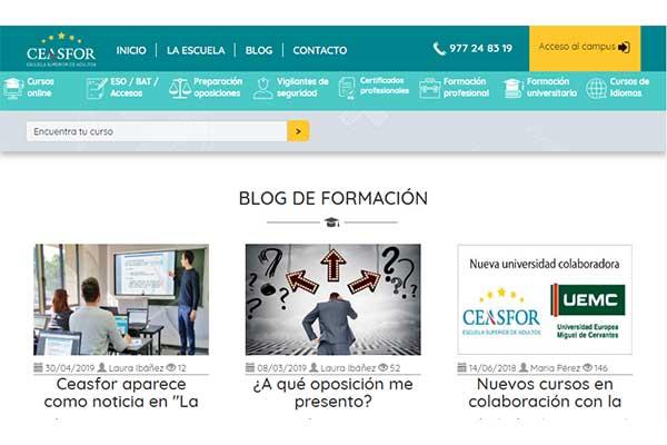 blog ceasfor